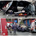 Acidente grave deixa 4 pessoas feridas na rua Marquês de Monte Santo
