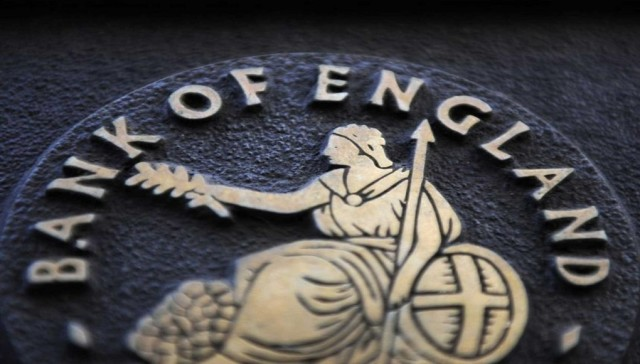 Bank of England leaves rates unchanged
