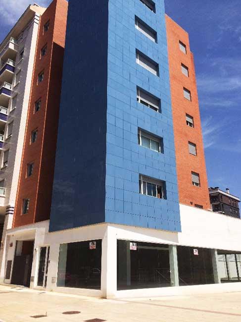 piso en venta castellon av hermanos bou fachada