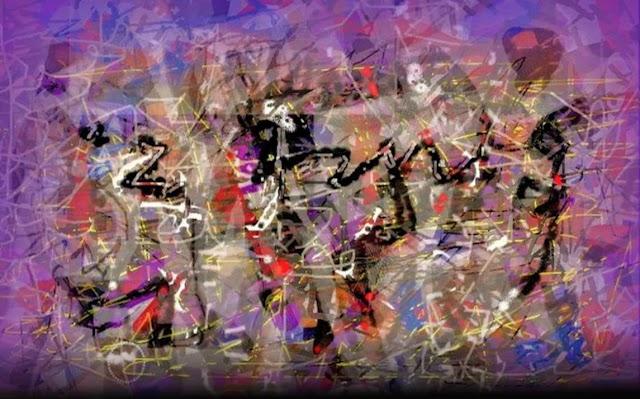 El arte es una aventura que ocurre, un quiebre en la linealidad del pensamiento lógico, por Adrián Dorado