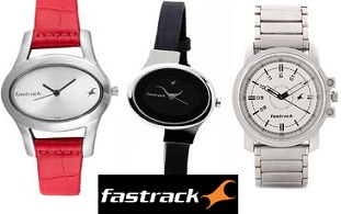 End of Season Sale: Fastrack Men's / Women's Watches : Upto 30% Off  + Extra 10% Off @ Flipkart