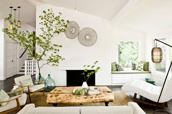 Mid-Century Modern Living Room Design Ideas | Design Inspiration ...