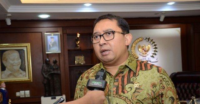 Fadli Zon Ragukan Pernyataan Nazaruddin soal Fahri Hamzah Terlibat Korupsi
