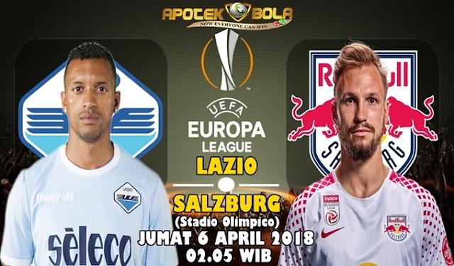 Prediksi Lazio vs Red Bull Salzburg 6 April 2018