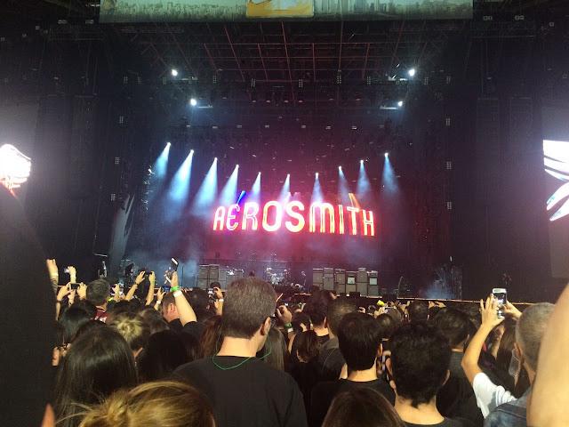 Def Leppard e Aerosmith mostram o melhor do hard rock em 3ª noite de São Paulo Trip