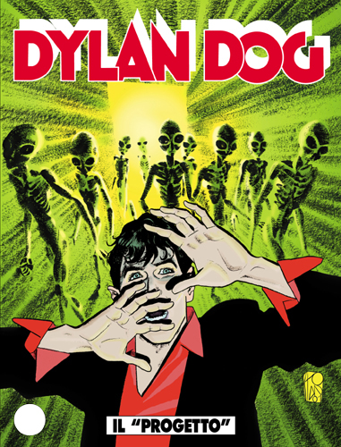 Dylan Dog (1986) 176 Page 1