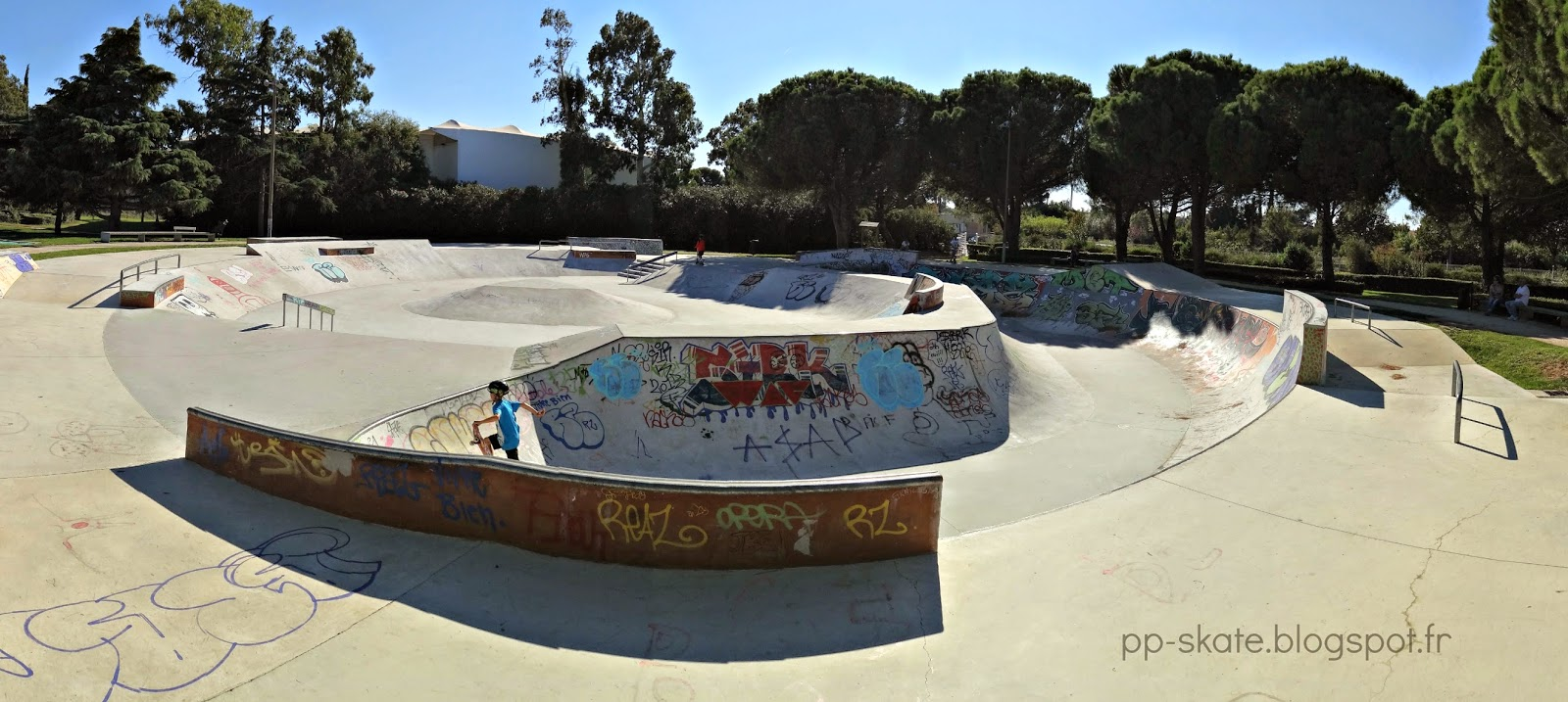 skatepark Fos sur mer