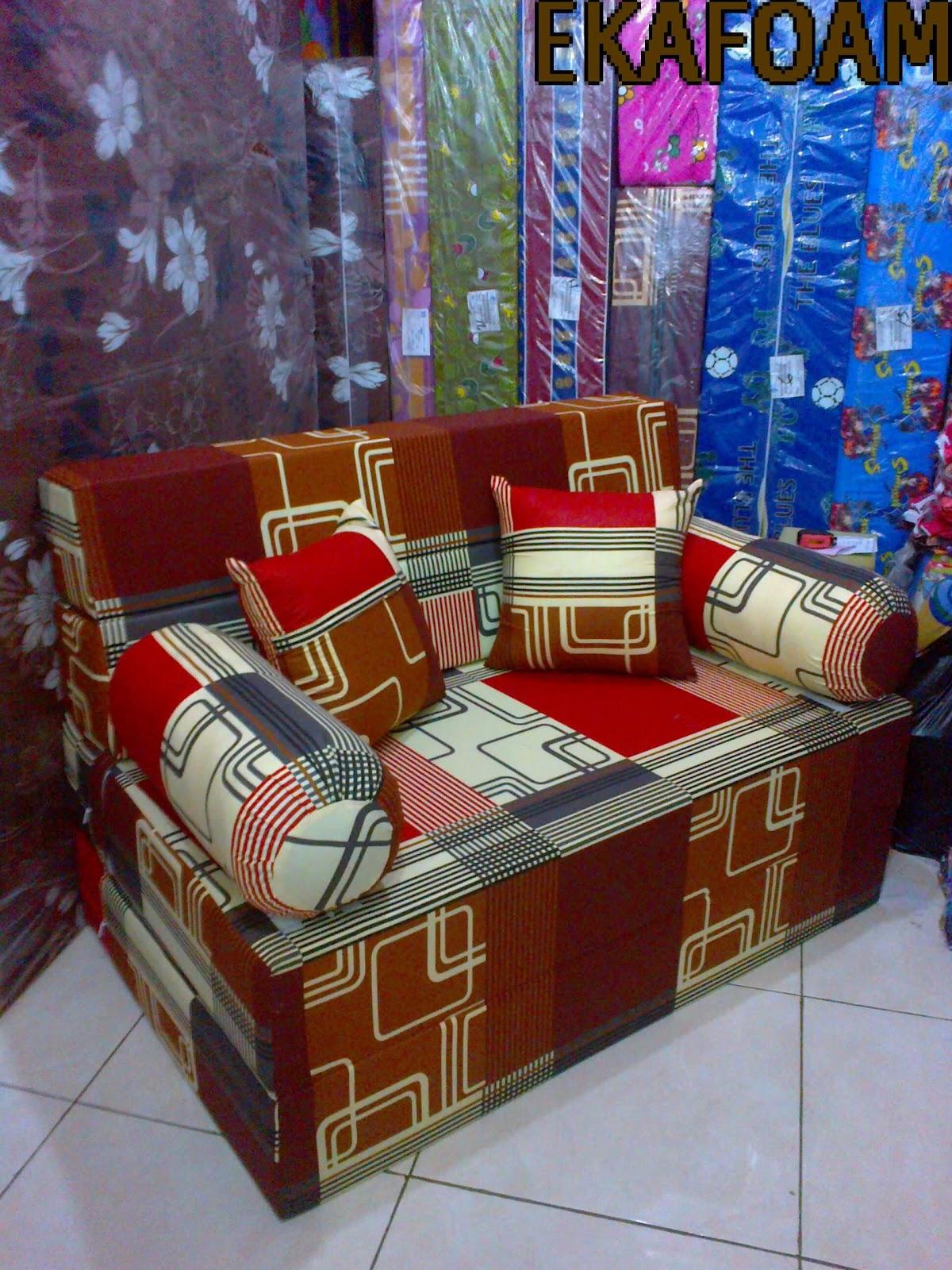 harga sofa bed inoac cikarang silver leather tufted daftar kasur busa terbaru 2016 ekafoam