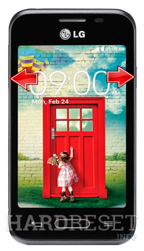 LG Optimus L40 (D160/D170)