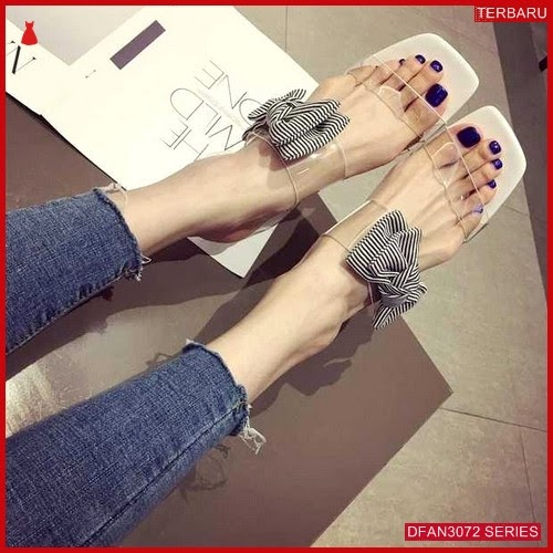 DFAN3072S69 Sepatu Dw19 Hak Tahu Wanita Sepatu Hak BMGShop