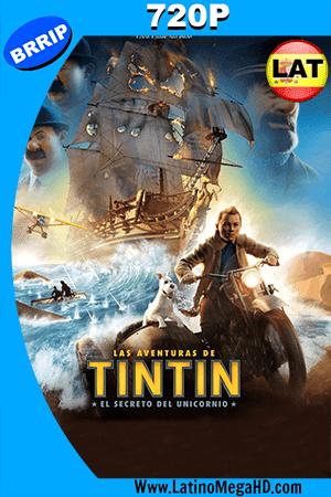 Las Aventuras De Tintín: El Secreto Del Unicornio (2011) Latino HD 720p ()