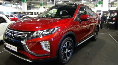 The Beautiful 2018 Mitsubishi Eclipse Cross CUV