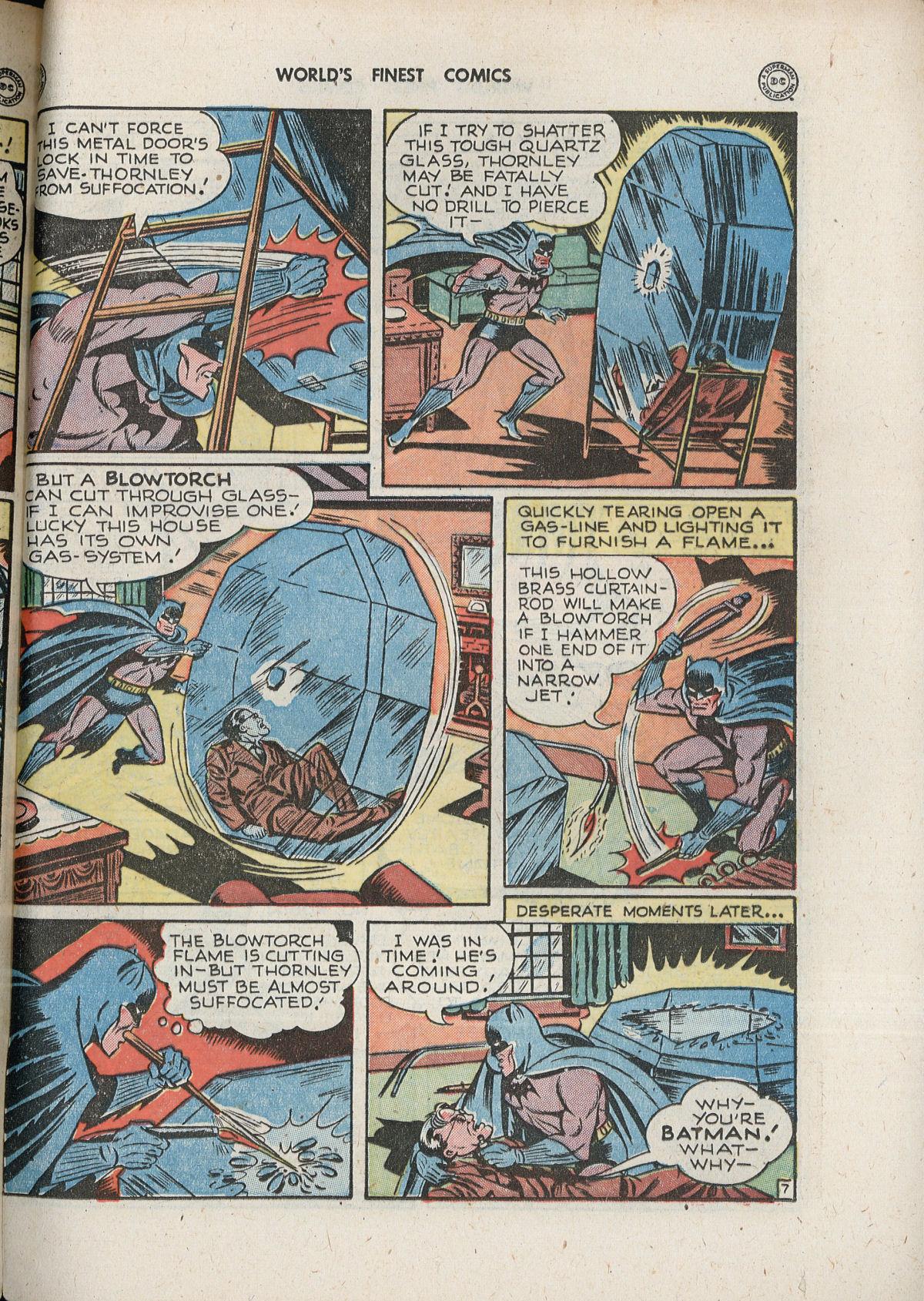 Read online World's Finest Comics comic -  Issue #33 - 67