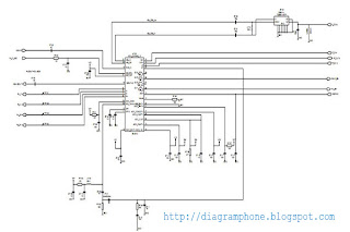 Nokia    2255    Schematic       Diagram     Phone    Diagram