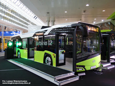 Nowy Solaris Urbino 18, Hanower IAA