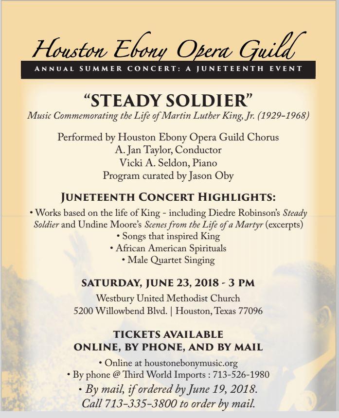 Houston ebony opera guild