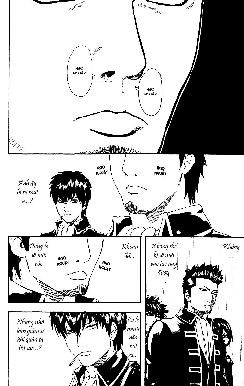 Gintama Chap 281 page 5 - Truyentranhaz.net