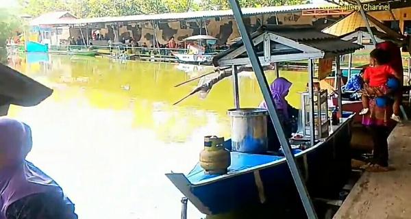Floating Market Villa Kancil Kampoeng Soenda Majalaya