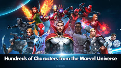 MARVEL Future Fight MOD APK For Android