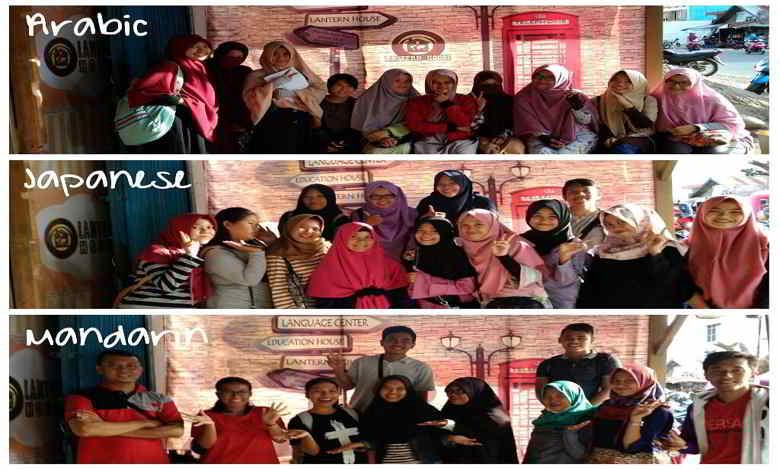 Lantern House,  Lantern House Bengkulu, Kursus Bahasa Asing, Kursus Kelas Bahasa Inggris
