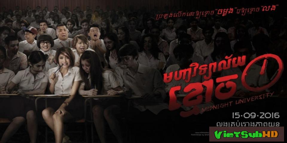 Phim Đại Học Ma VietSub HD | Midnight University 2016