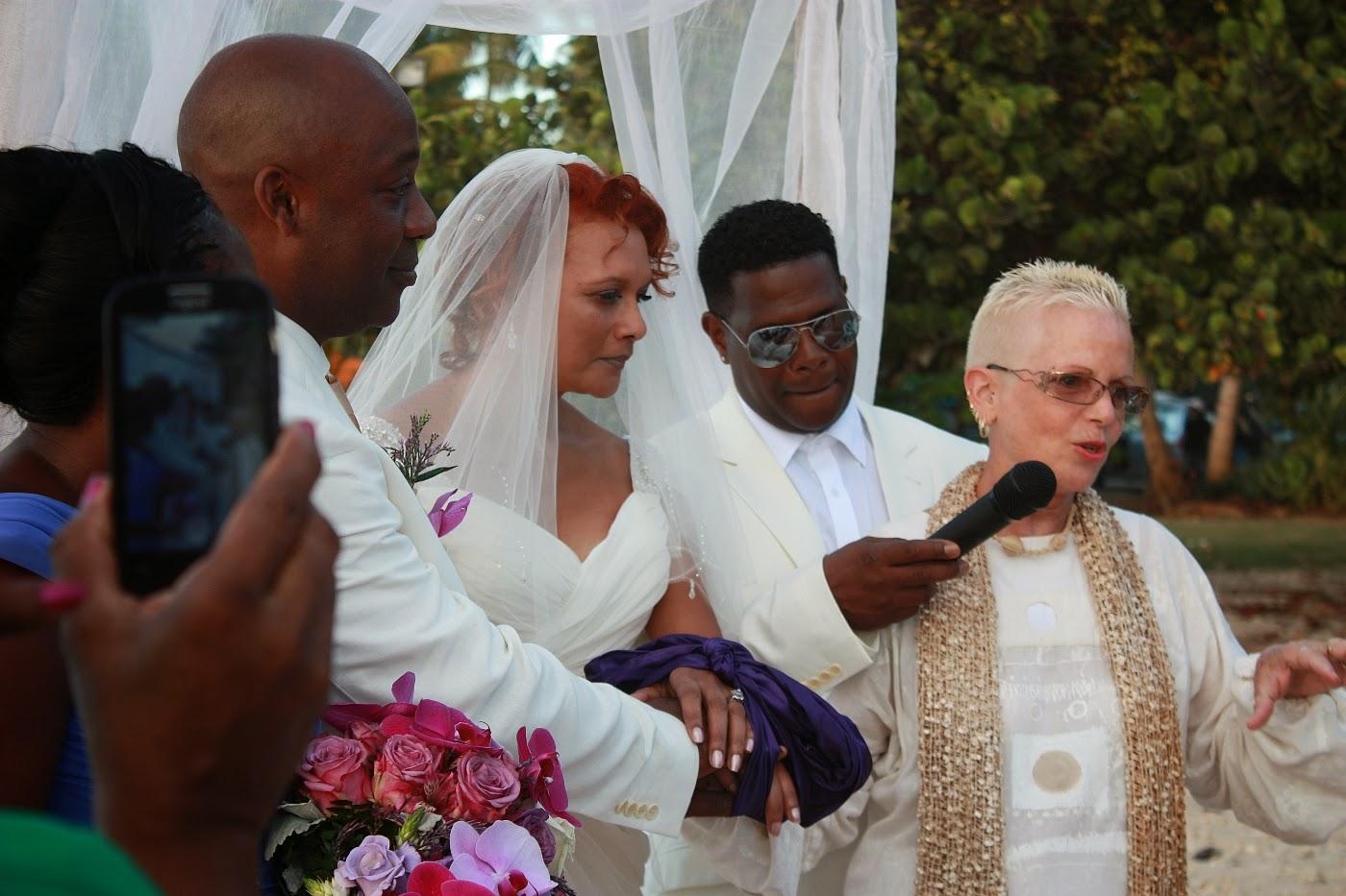 Real Destination Weddings: Beach Wedding At Pigeon Point