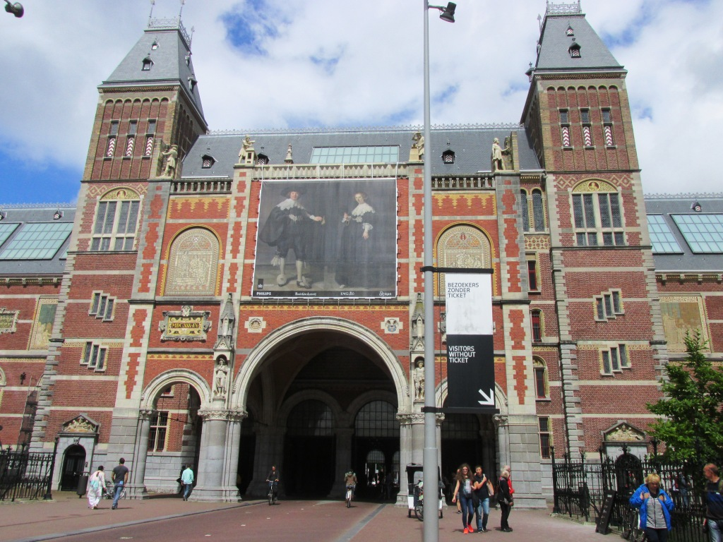 Museum Night Amsterdam 2016 This And That The Museum Quarter In Amsterdam