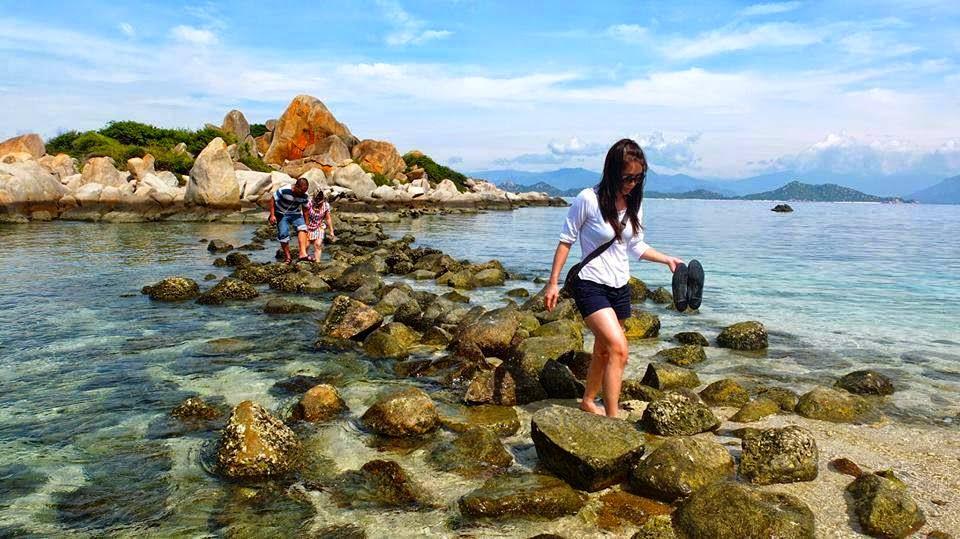 Đảo Bình Ba - Cam Ranh