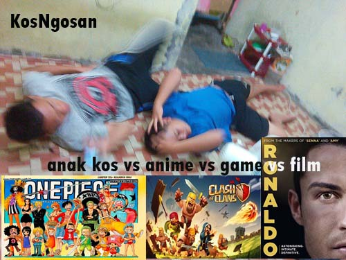 Alasan Suka Film Anime dan Game