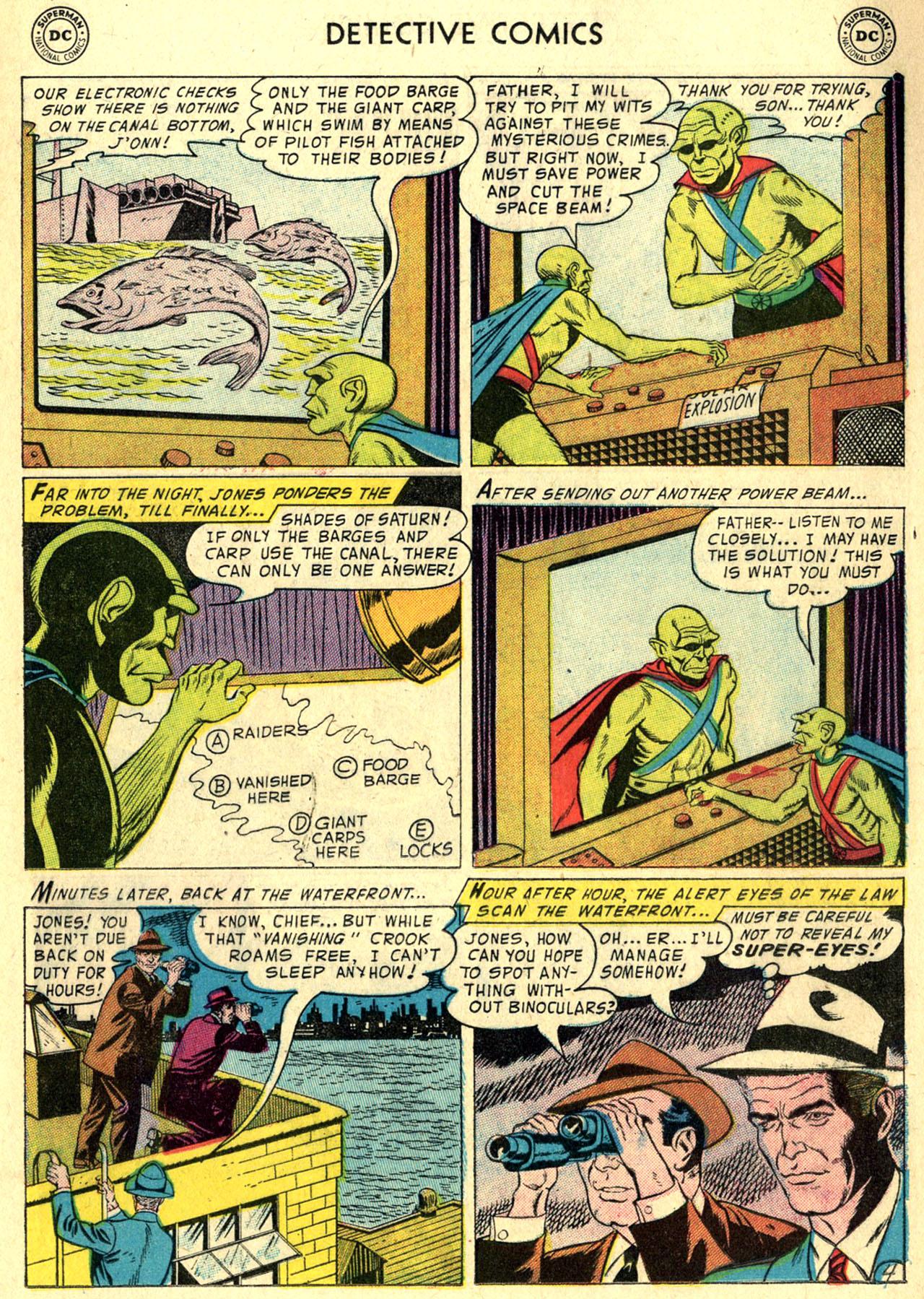 Read online Detective Comics (1937) comic -  Issue #236 - 19