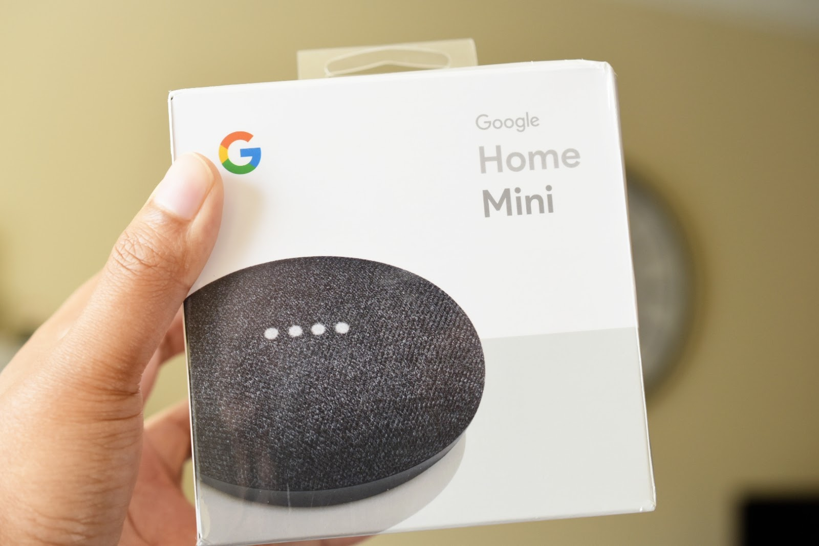 Have Your Own Personal Assistant at Home with Google Home Mini: Giveaway Ends Oct. 17th via  www.productreviewmom.com