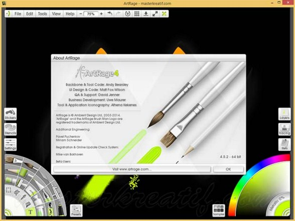 Artrage 4 free download with crack and keygen crack
