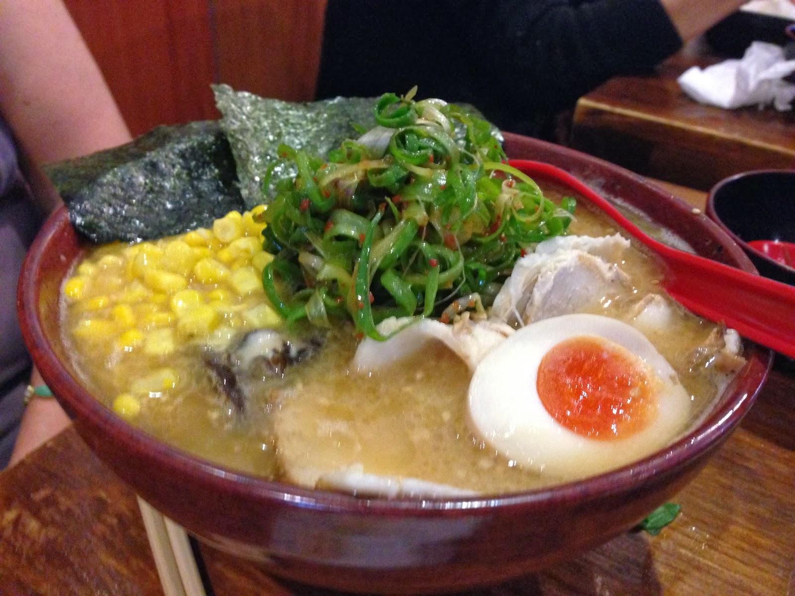 Ilovemyfoodlots Manmaruya Japanese Noodle Bar