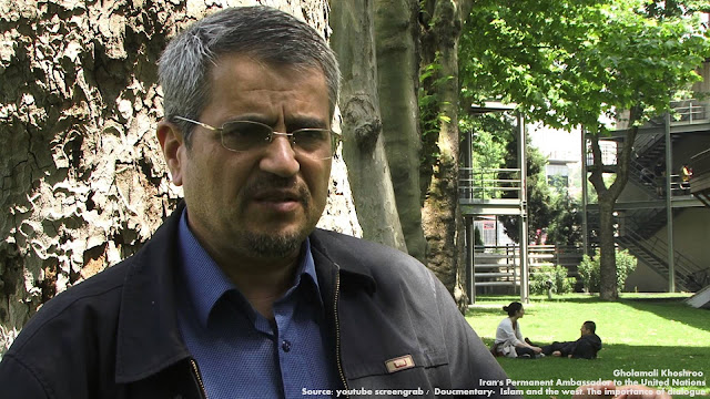 INTERVIEW | Gholamali Khoshroo Iran's Permanent Ambassador to the United Nations