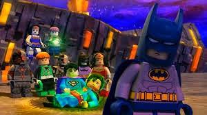 Lego Liên Minh Công Lý Vs Liên Minh Bizarro - Lego Dc Comics Super Heroes: Justice League Vs. Bizarro League VietSub (2015)