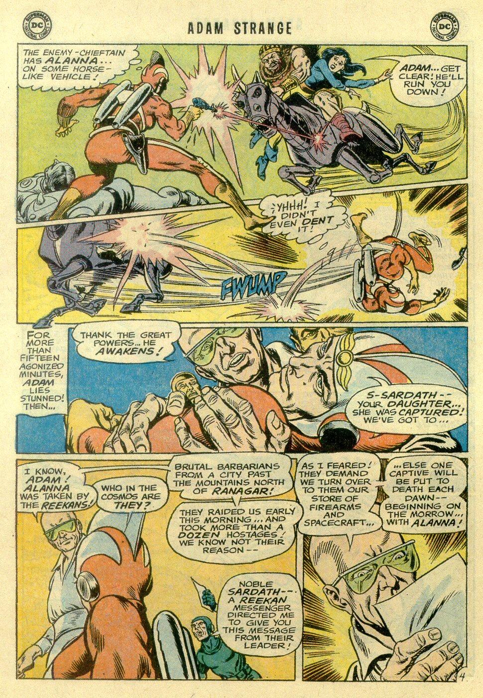 Strange Adventures (1950) issue 222 - Page 6