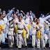 Infantes cautivaron a chicos y grandes con el concierto Voces en Movimiento
