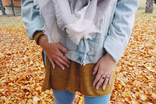 AUTUMN COLORS outfit blogger everythin-kate