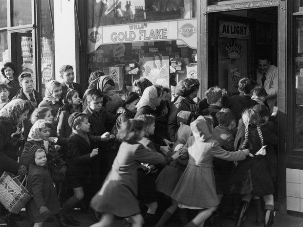 Fotografiando: El día más dulce (1953)