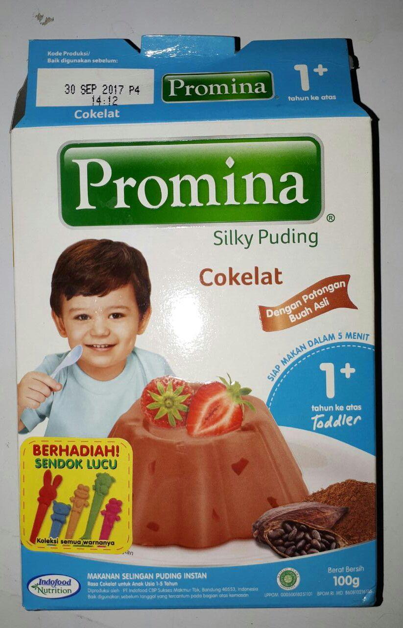 Puding Untuk Bayi : puding, untuk, Silky, Puding, Instan, Untuk