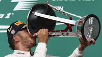 FÓRMULA 1 - Hamilton no ha dicho aún su última palabra y salió victorioso de Austin con Alonso 5º y Sainz 6º