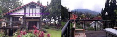 Menginap Di Villa Lembang Yang Nyaman