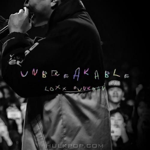 Loxx Punkman – Unbreakable – Single