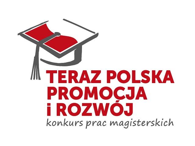 "Logo konkursu ""Teraz Polska Promocja"""