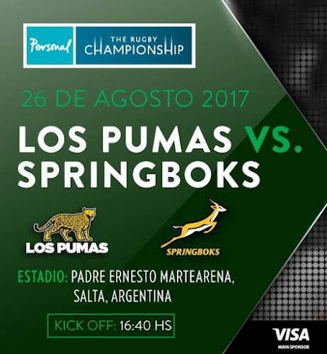 Los Pumas vuelven a jugar en Salta