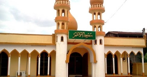Hasil gambar untuk Masjid Azhar di Vientiane