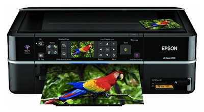 Epson Artisan 700 review