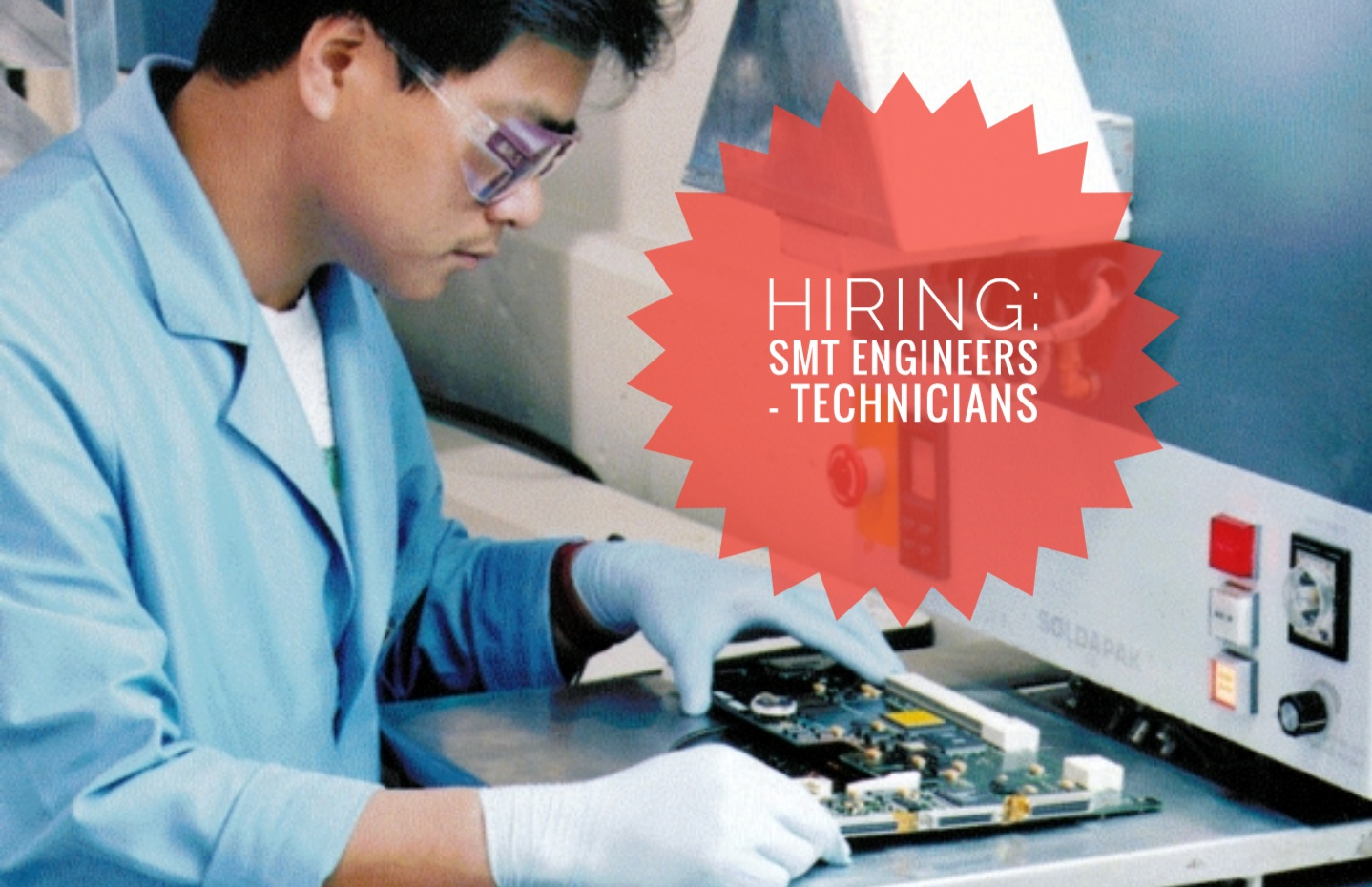 Taiwan Hiring Smt Engineers And Technicians For Compuware