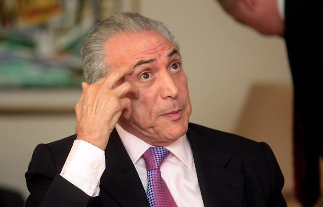 Michel Temer gastou R$700 mil com show de samba?