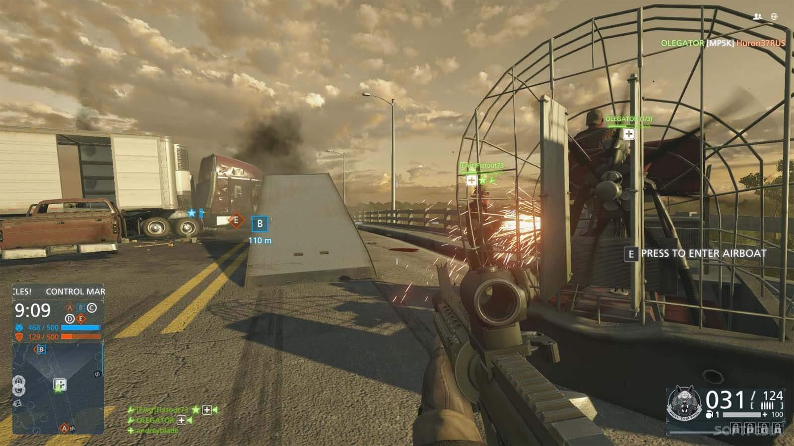 تحميل لعبة Battlefield Hardline مضغوطة كاملة بروابط مباشرة مجانا